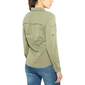 Craghoppers NosiLife Adventure II Long Sleeved Shirt Women Soft Moss